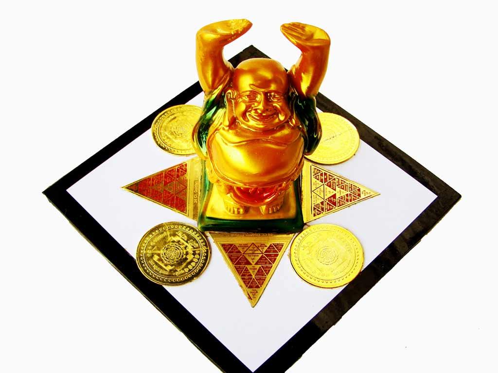 Chinese oriental lucky gold feng shui buddha zen frog decorative talisman figurine 6 tall