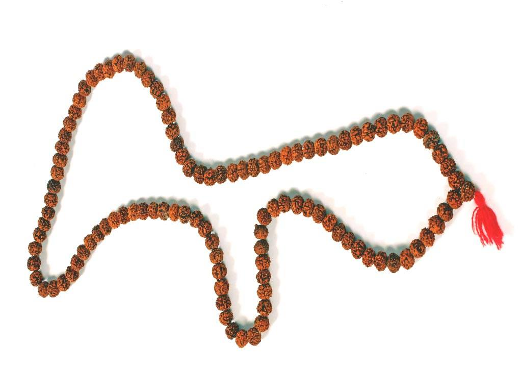 Item 46, Rudraksh Prayer Beads