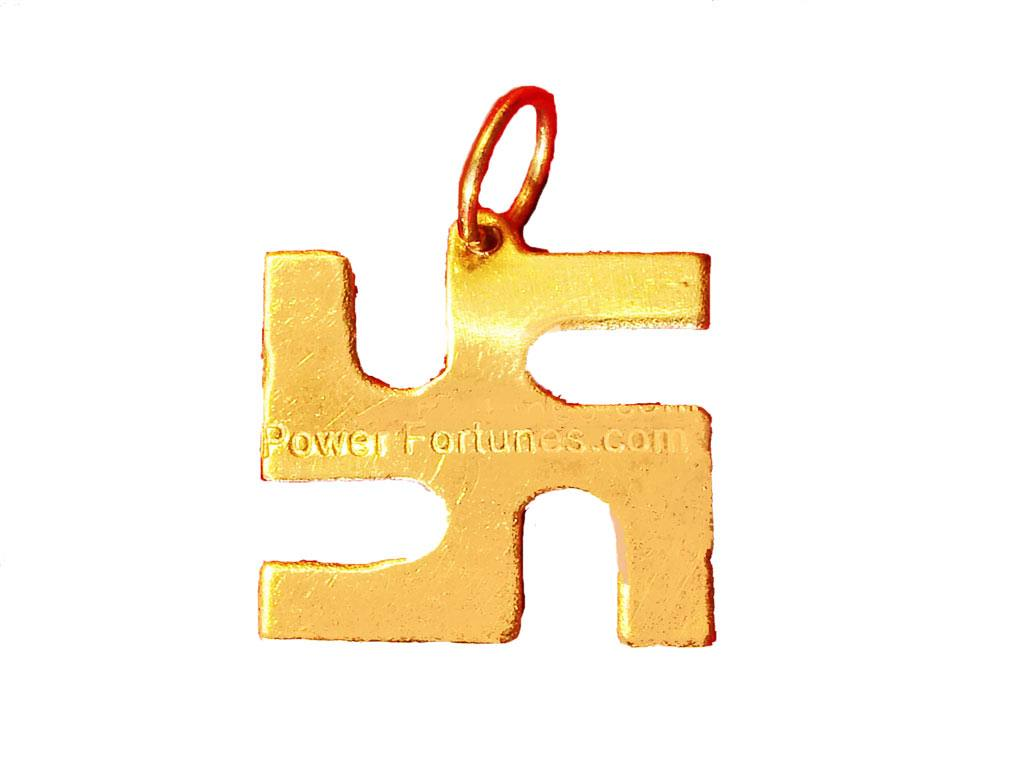 Item 56, SWASTIK LOCKET